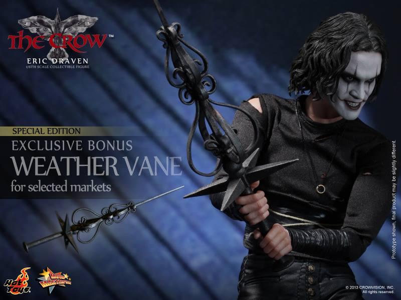 HOT TOYS -  The Crow - Eric Draven 66743_10