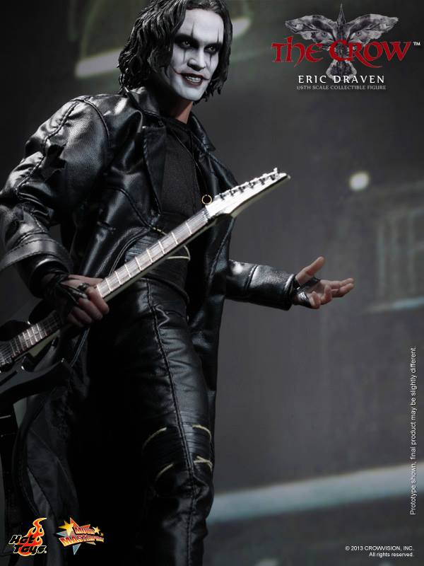HOT TOYS -  The Crow - Eric Draven 93510110