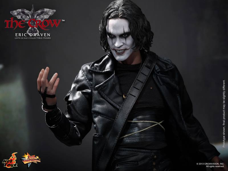 HOT TOYS -  The Crow - Eric Draven 96954910
