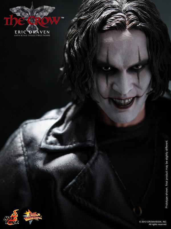 HOT TOYS -  The Crow - Eric Draven 99393210