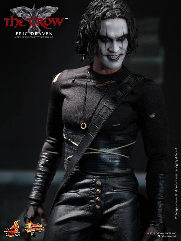 HOT TOYS -  The Crow - Eric Draven 99487810
