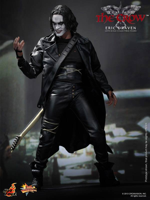 HOT TOYS -  The Crow - Eric Draven 99855810