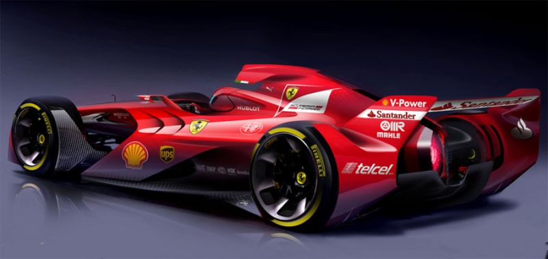 La Futur F1 !!!!!!!!!!!!! 2893310