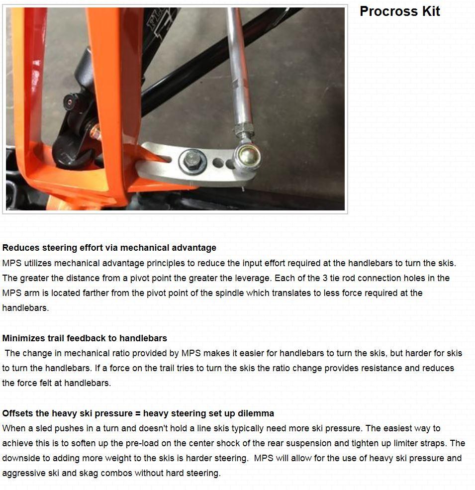 Power steering pour Sidewinder Captur10