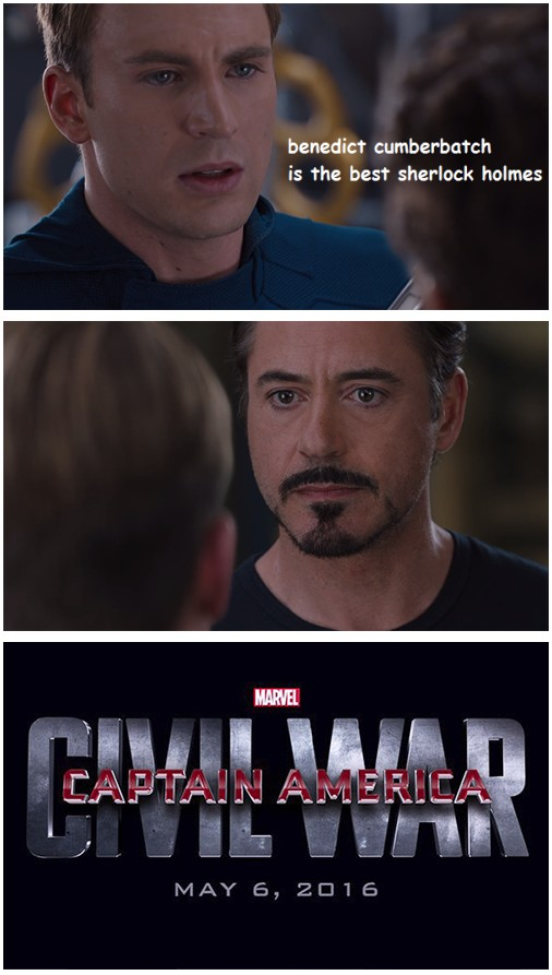 Captain America : Civil War [Marvel - 2016] - Page 2 10802011