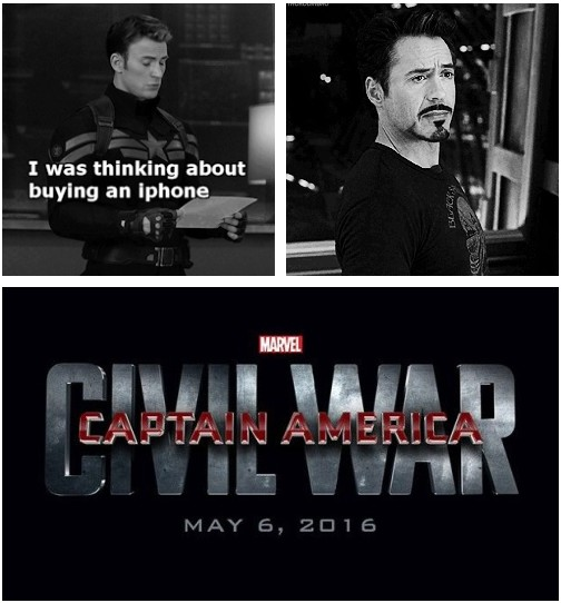 Captain America : Civil War [Marvel - 2016] - Page 2 13784111