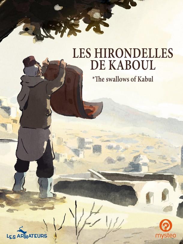 LES HIRONDELLES DE KABOUL - Les Armateurs - 2017 Theswa10