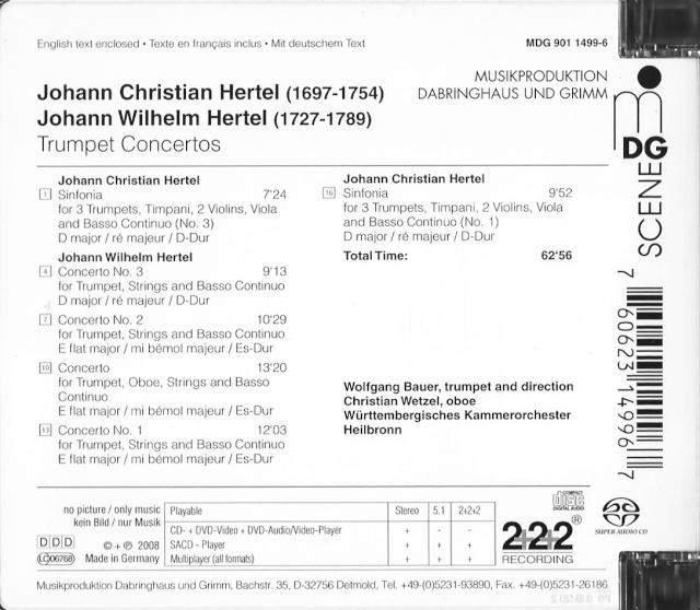 Johann Wilhelm Hertel (1727-1789) Back13