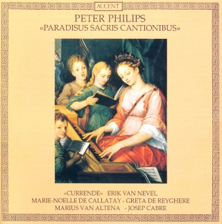 Peter Philips (1560-1628) Cover36