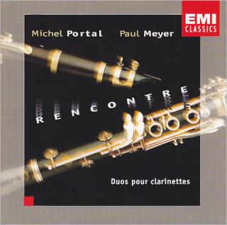 Duos pour 2 clarinettes Portal11