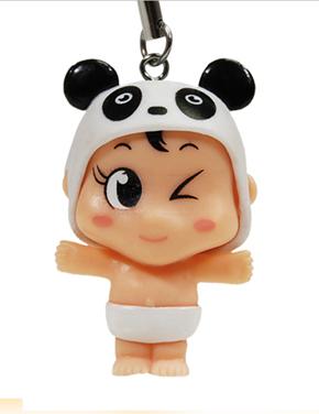 Gli Sbarazzini : petits bébés déguisés en animaux 11-pan10