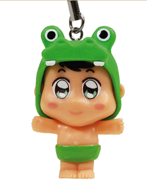 Gli Sbarazzini : petits bébés déguisés en animaux 12-cro10