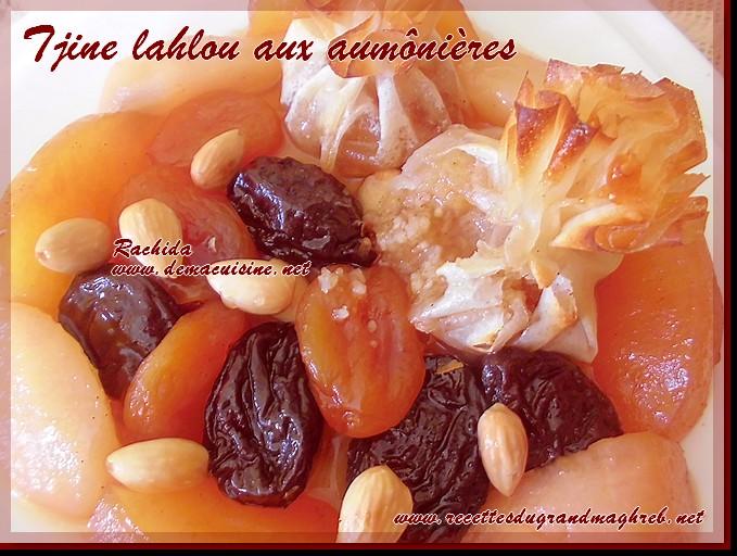 Tajine lahlou aux aumônières Cimg6812