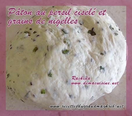 Ptis pains au poulet et fromage Paton10
