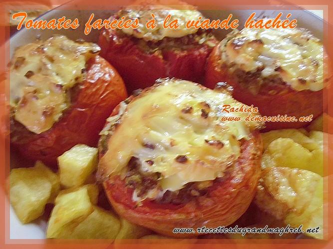 Nos tables du f'tour * Les dîners ramadanèsques* - Page 10 Tomate11