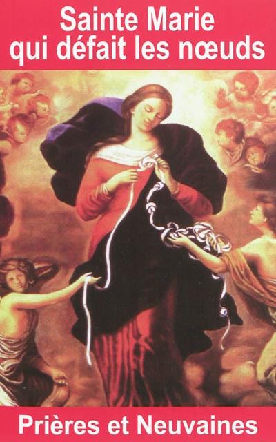 Neuvaine à Marie qui défaite les nœuds avec chapelet : Marie_10