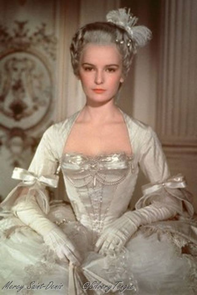 1954 -   « Madame du Barry »  film de Christian-Jaque  (  1954 ) 10557210