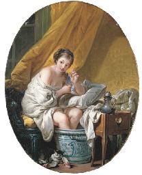 La toilette, naissance de l'intime au musée Marmottan. Bouch10