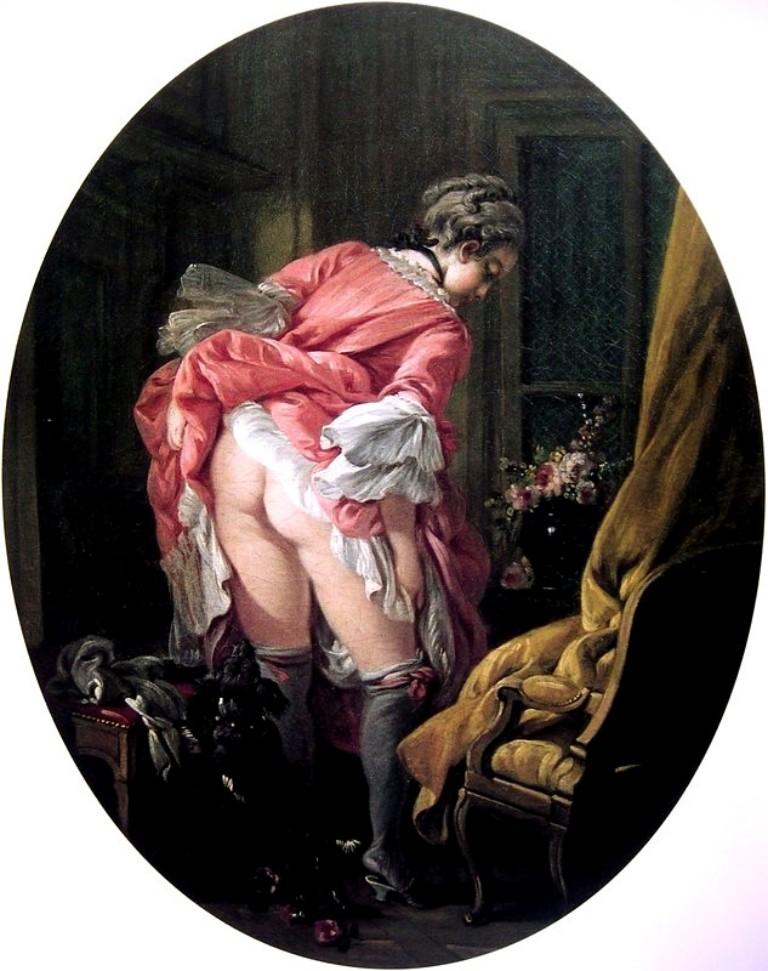 La toilette, naissance de l'intime au musée Marmottan. Bouche10