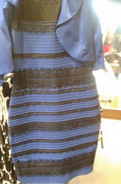 Truc de dingues !!!! de quelle couleur est la robe !? 13744810