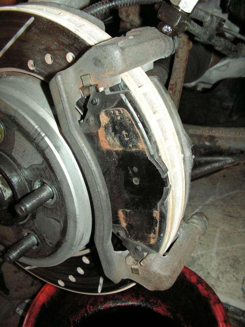 Etrier de frein , remplacement (tuto) Pict0015