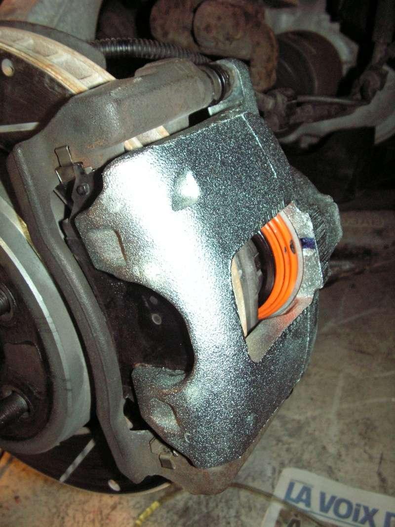 Etrier de frein , remplacement (tuto) Pict0016