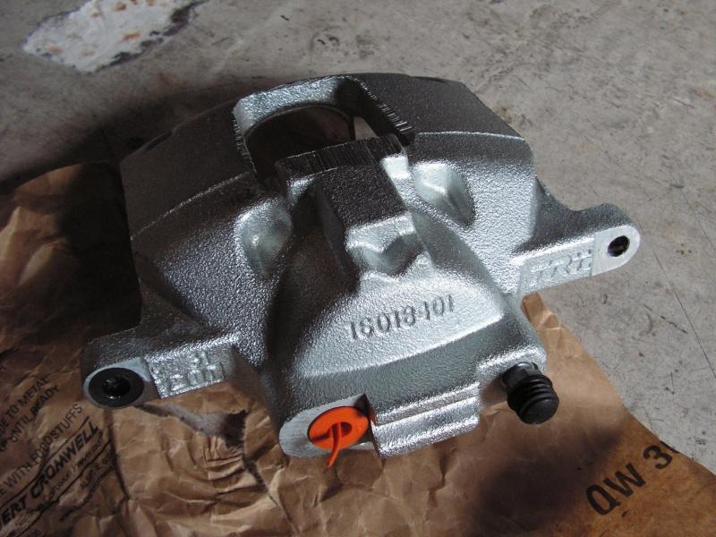 Etrier de frein , remplacement (tuto) Pict0018