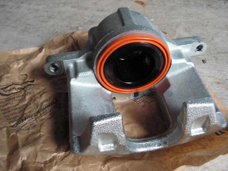 Etrier de frein , remplacement (tuto) Pict0019