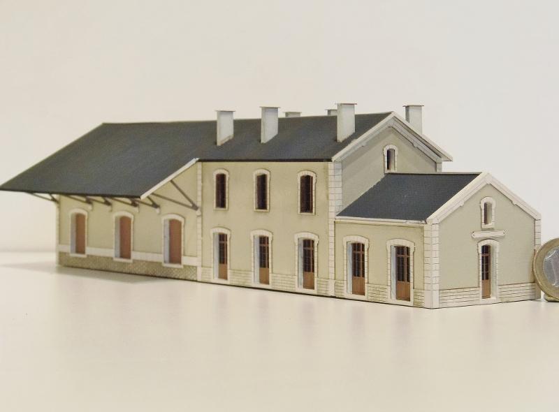 [Architecture & Passion] Productions et nouveautés 1/160 - Ligne des Causses 16046310