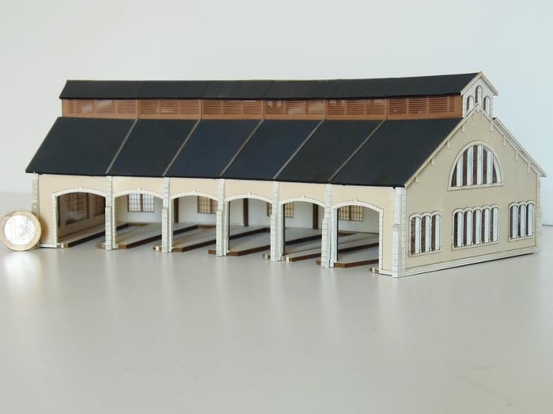 [Architecture & Passion] Productions et nouveautés 1/160 - Ligne des Causses 16046511