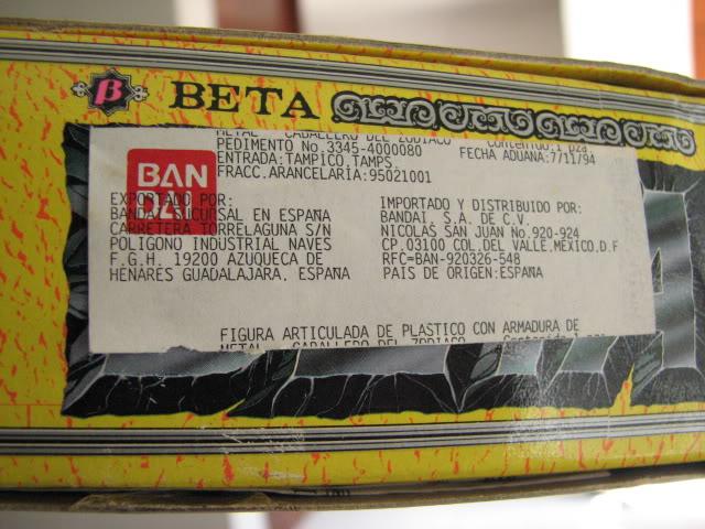 Beta Beta0813