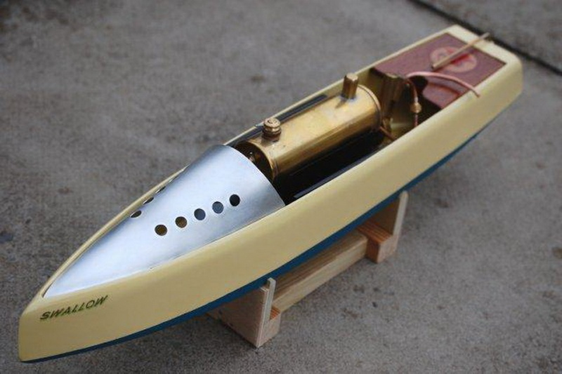 Bowman Canots vapeur Bowman18