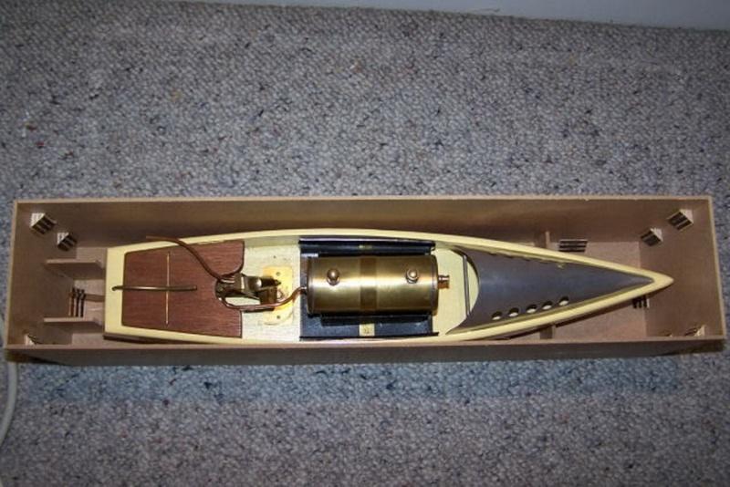 Bowman Canots vapeur Bowman19