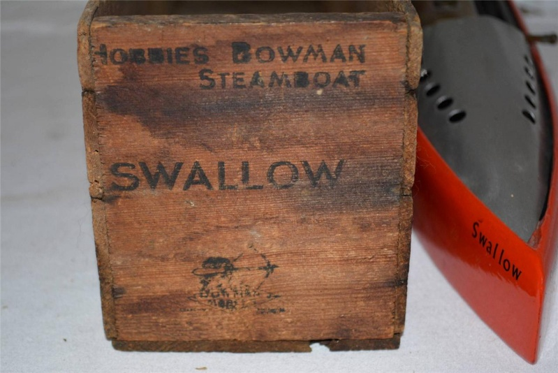 Bowman Canots vapeur Bowman20