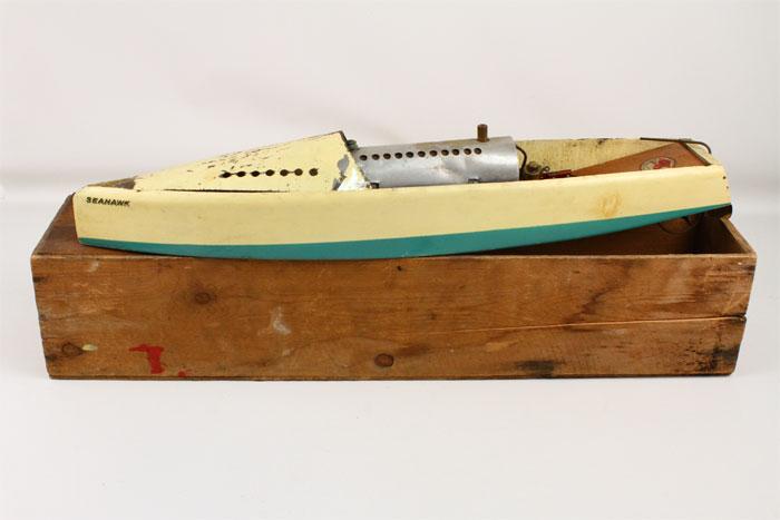 Bowman Canots vapeur Bowman25