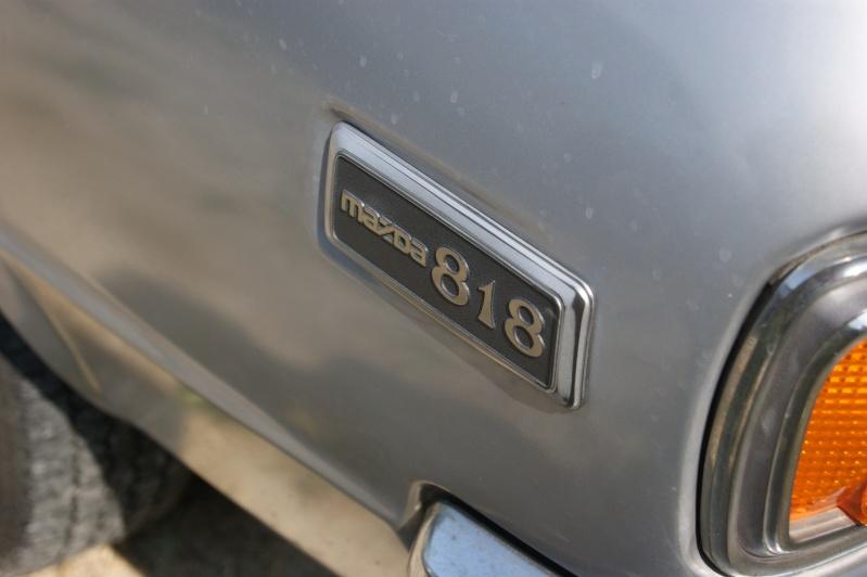 [MAZDA 818] ma petite MAZDA 818 de 1976 Dsc08714