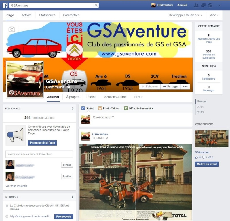 GSAventure sur Facebook Captur19