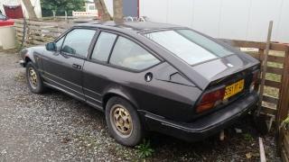 Nos deux Alfetta GTV 2000 de 1983-1984 20141217