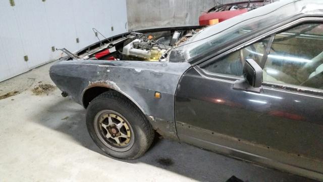 Nos deux Alfetta GTV 2000 de 1983-1984 20150116