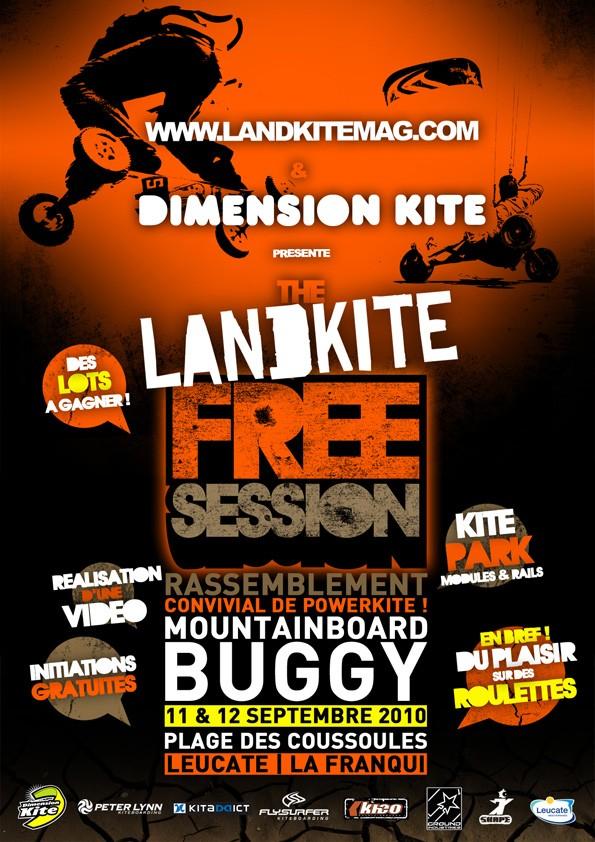 Free Session : conviviale MTB et Buggy 11 & 12 septembre à Leucate 12827510