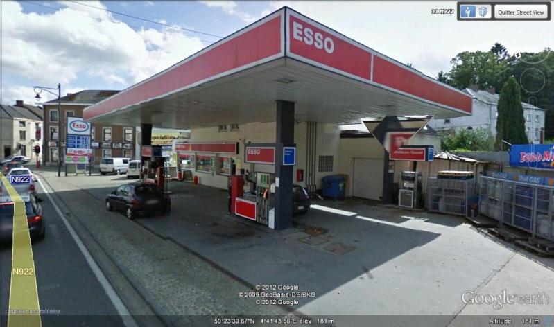 STREET VIEW : les enseignes de stations carburant / essence - Page 4 Esso10