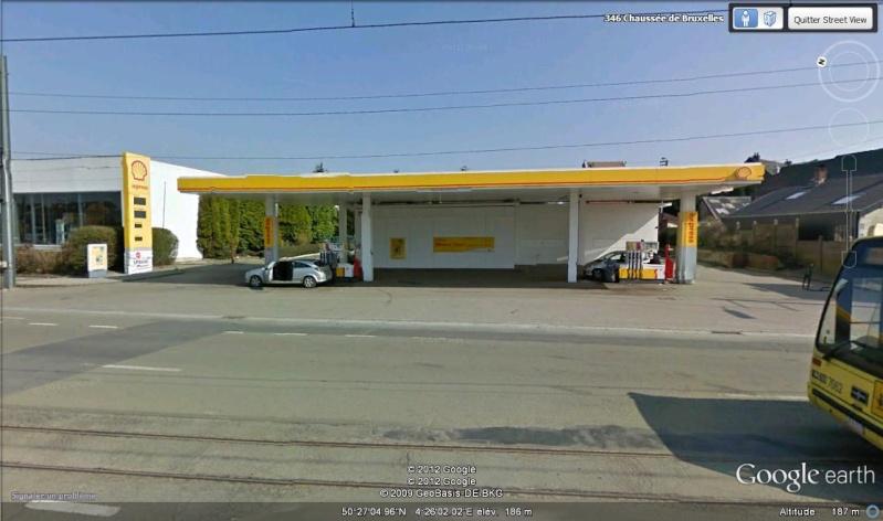 STREET VIEW : les enseignes de stations carburant / essence - Page 4 Schell10