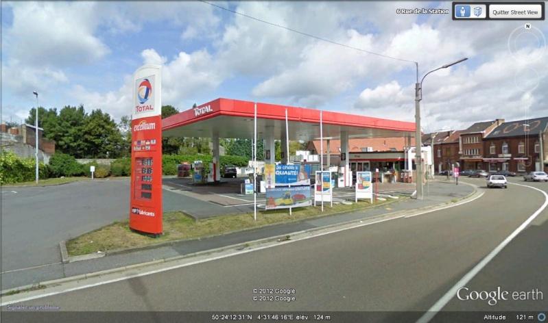 STREET VIEW : les enseignes de stations carburant / essence - Page 4 Total10