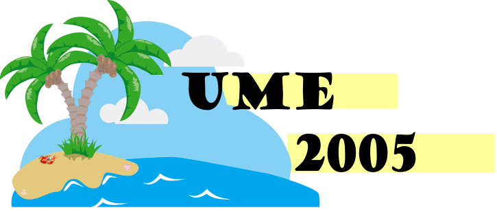 Le Forum de ceux qui ont aimé l'UME 2005 !