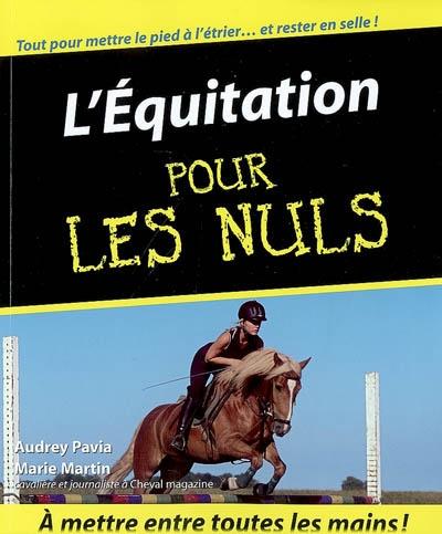 L'équitation pour les nuls 97827510