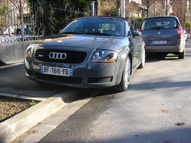 ma TT roadster quattro   (lionel) Audi_t29