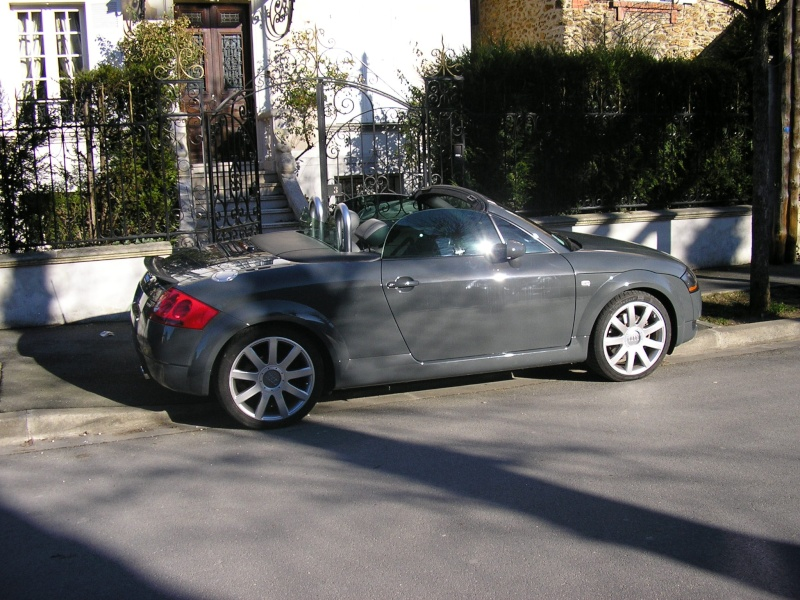 ma TT roadster quattro   (lionel) Audi_t41