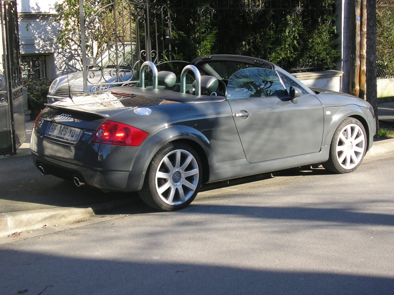 ma TT roadster quattro   (lionel) Audi_t42
