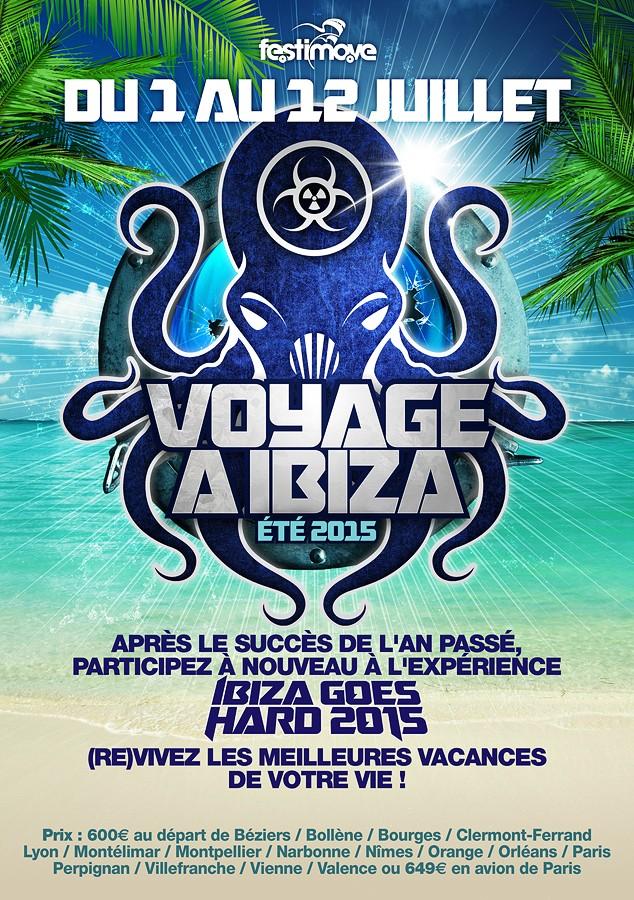 [ Séjour à Ibiza pendant Ibiza Goes Hard - Du 1 au 12 Juillet 2015 - Baléares ] Voyage12
