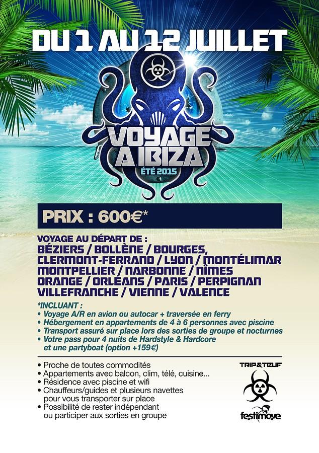 [ Séjour à Ibiza pendant Ibiza Goes Hard - Du 1 au 12 Juillet 2015 - Baléares ] Voyage13